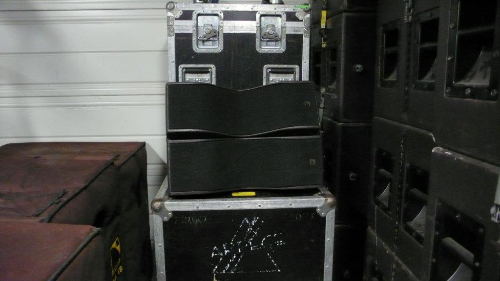 L'Acoustics - KIVA Ultra Compact WST Line Source