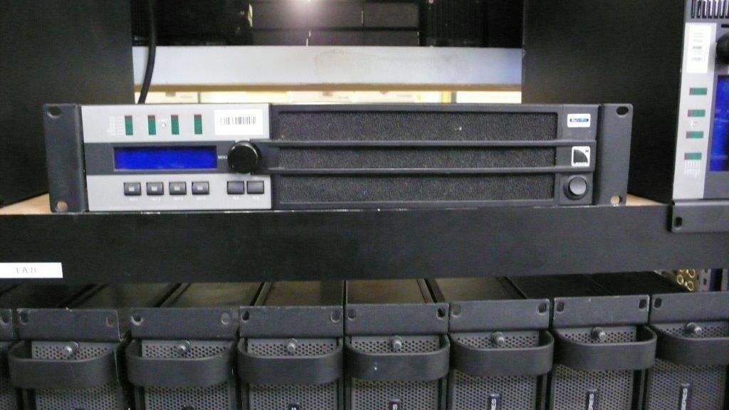 L'Acoustics - LA8 Amplifier