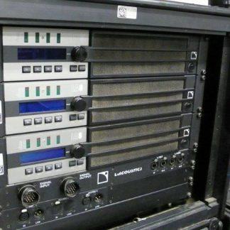 Used L-Acoustics LA8 LA-RAK