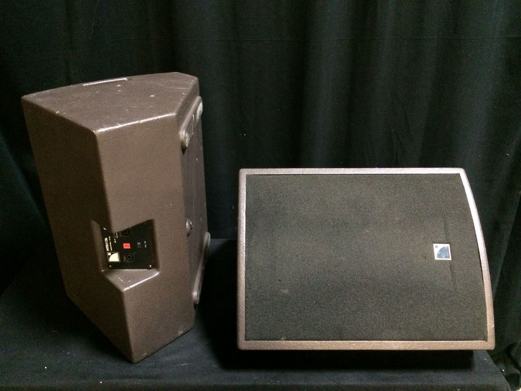 L'Acoustics - Set MTD112B Loudspeaker with amplifier