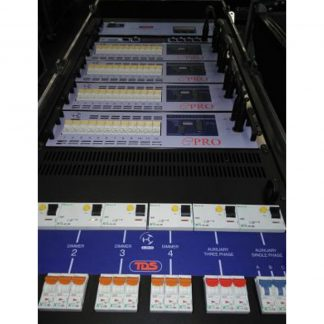 LCS Lighting Systems - TDS Touring Dimmer System