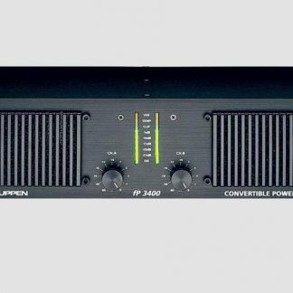 Used Lab Gruppen fp3400 Power Amplifier