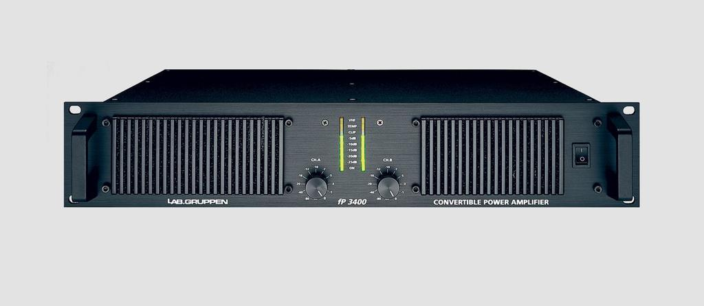 Lab-Gruppen-fp3400-Power-Amplifier