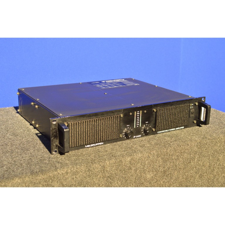 Lab Gruppen - fp6400 Power Amplifier