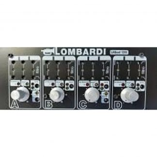 Lombardi Amplificazioni LAQUAD 1200 Power Amplifier