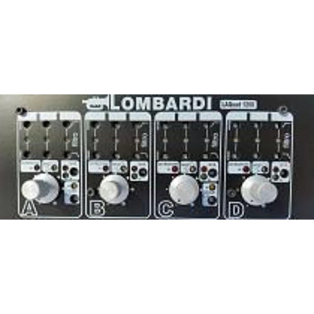 Lombardi Amplificazioni LAQUAD 1200 Power Amplifier