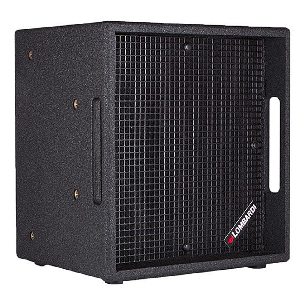 Lombardi Amplificazioni LVR600BP Loudspeaker Cabinet (Other)