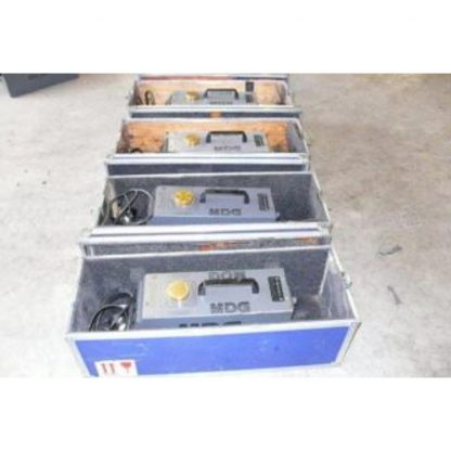 Used MDG MAX APS Series Hazer
