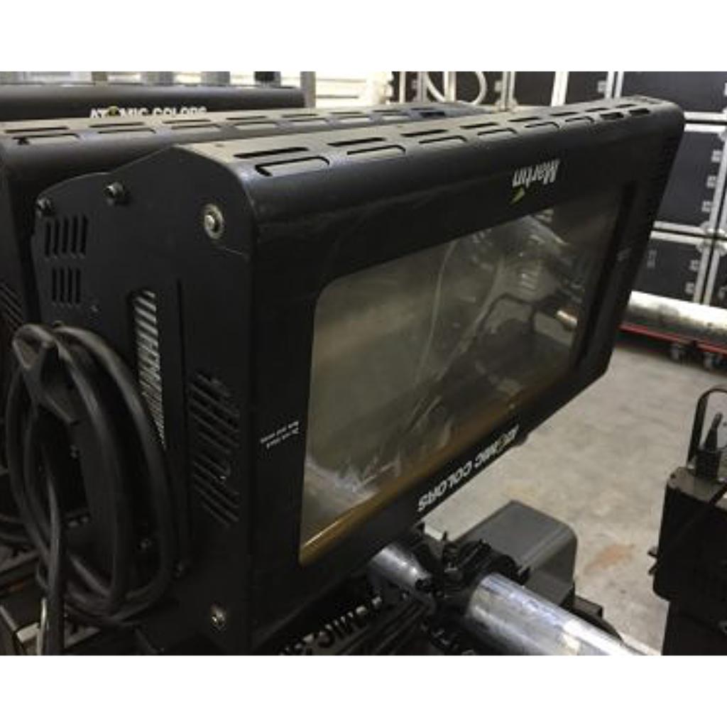 Martin Atomic 3000 Lighting Fixture + Scroller