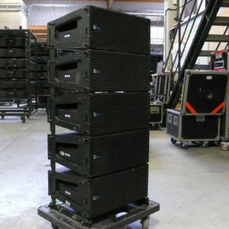Used Meyer Sound MINA Compact Curvilinear Array