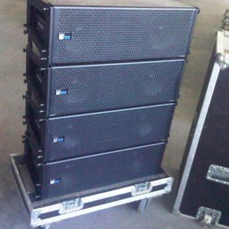 Meyer - M'elodie/600-HP Sub Sound System