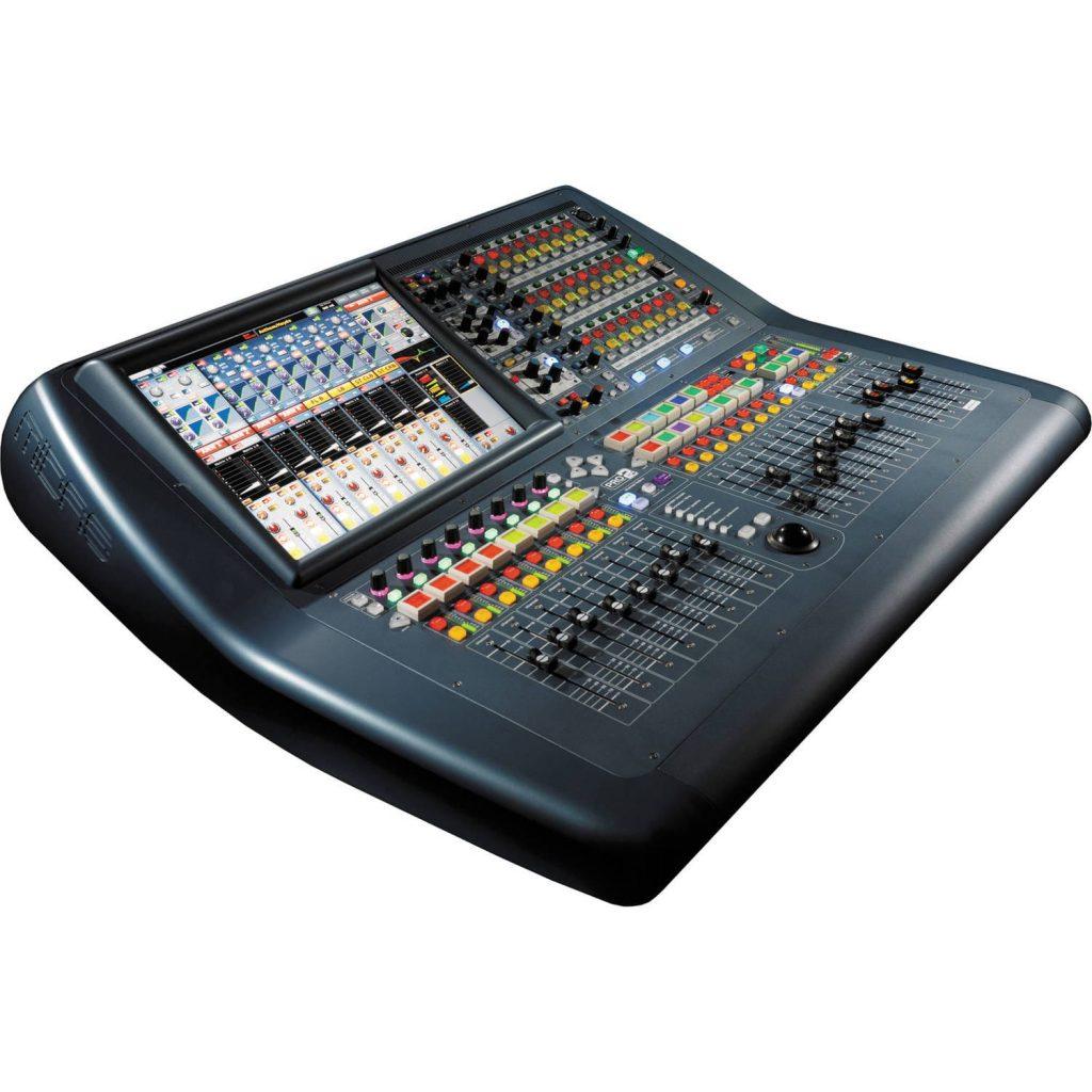 Midas Pro2C-TP with DL251 stagebox