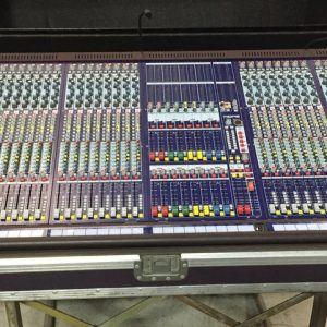 Midas-Siena-Analog-Audio-Console