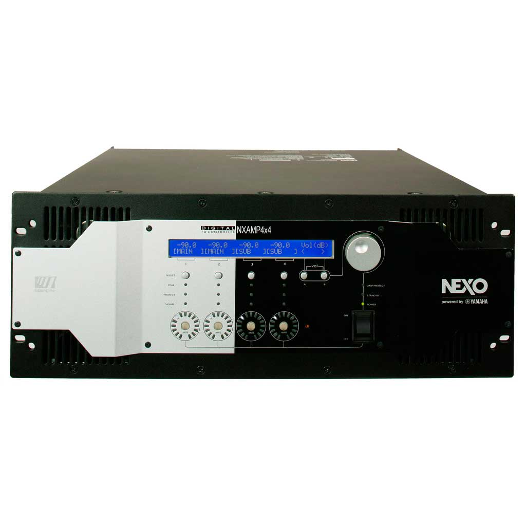 Nexo - NXAMP Powered TD controller