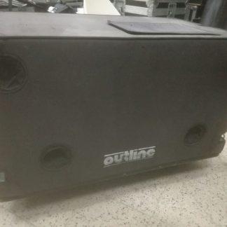 Used Outline SUBTECH 218 Loudspeaker System