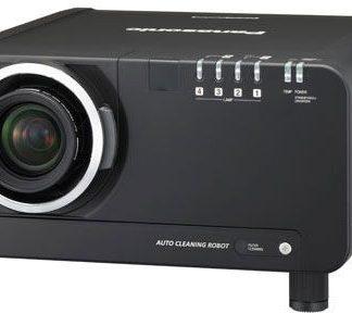 Panasonic - PT-D10000E SXGA* Projector 4-Lamps, Incl. 1 Lens