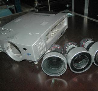 Used Panasonic PTL780 Video Projector