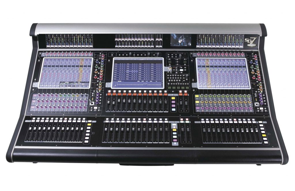 Digico - SD8 Live Digital Console