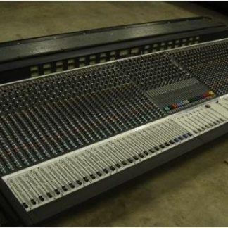 Used Soundcraft SERIES 5 56 Channel Monitor Console