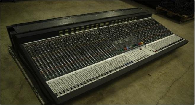 - SERIES 5 56 CHANNEL CONSOLE