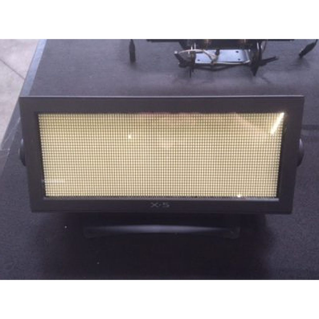 SGM X-5 White LED Strobe Lighting Fixture