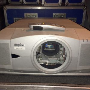 Sanyo - PLC-XF45 LCD Video Projector