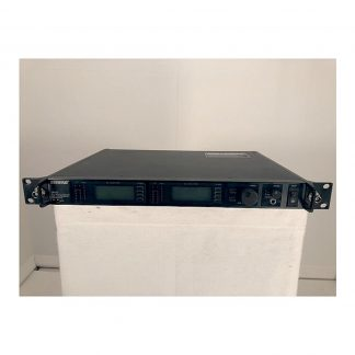 Used Shure UR4D Double Receivers
