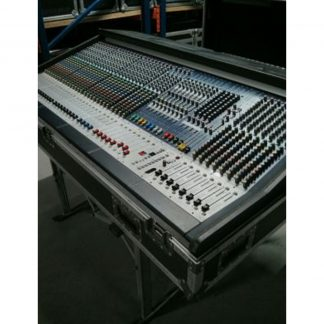 Soundcraft MH3 Mixing Console SET