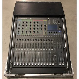 Soundcraft Si Compact 16 Digital Live Sound Console