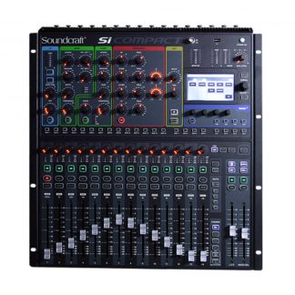 Soundcraft Si Compact 16 Digital Live Sound Console