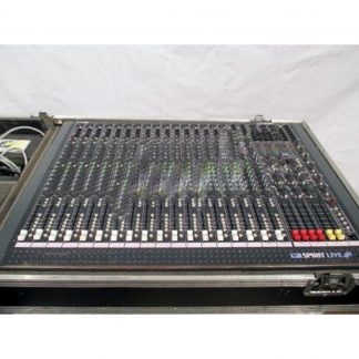 Soundcraft Spirit Live 4 Mixing Console