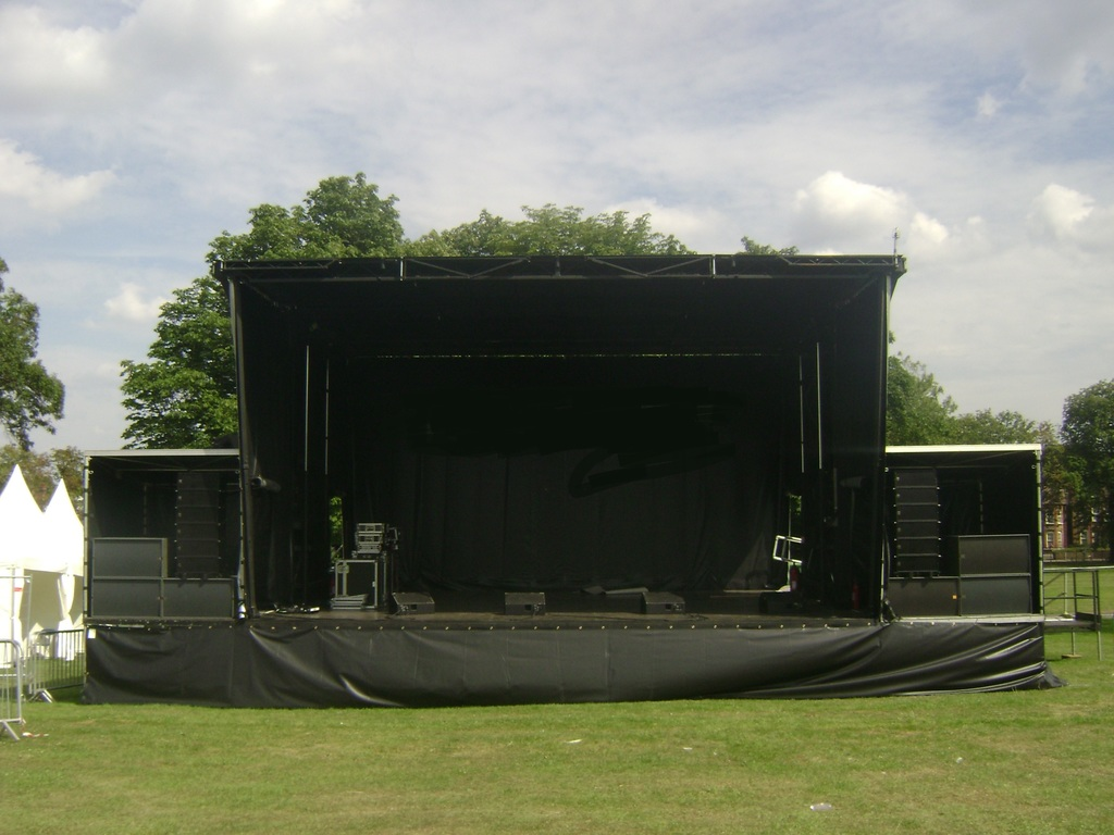 Stageline - SL200 Mobile Stage