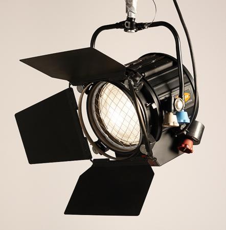 Strand - Castor Fresnel Spotlight