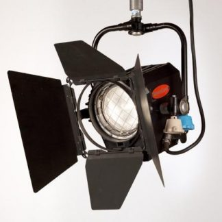 Used Strand Polaris 1kW Studio Fresnel Lighting Fixture