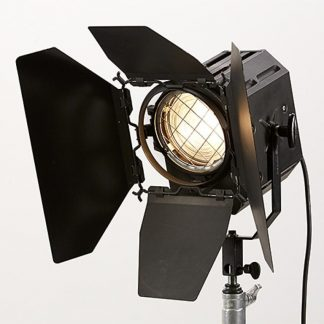 Used Strand Quartzcolor Polaris Bambino 1kW Fresnel