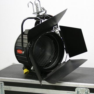 Used Strand Pollux 5000W Studio Fresnel Spotlight Lighting Fixture