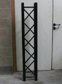 Total Structures - Square Truss 300MM Black / DIAM 1.50M