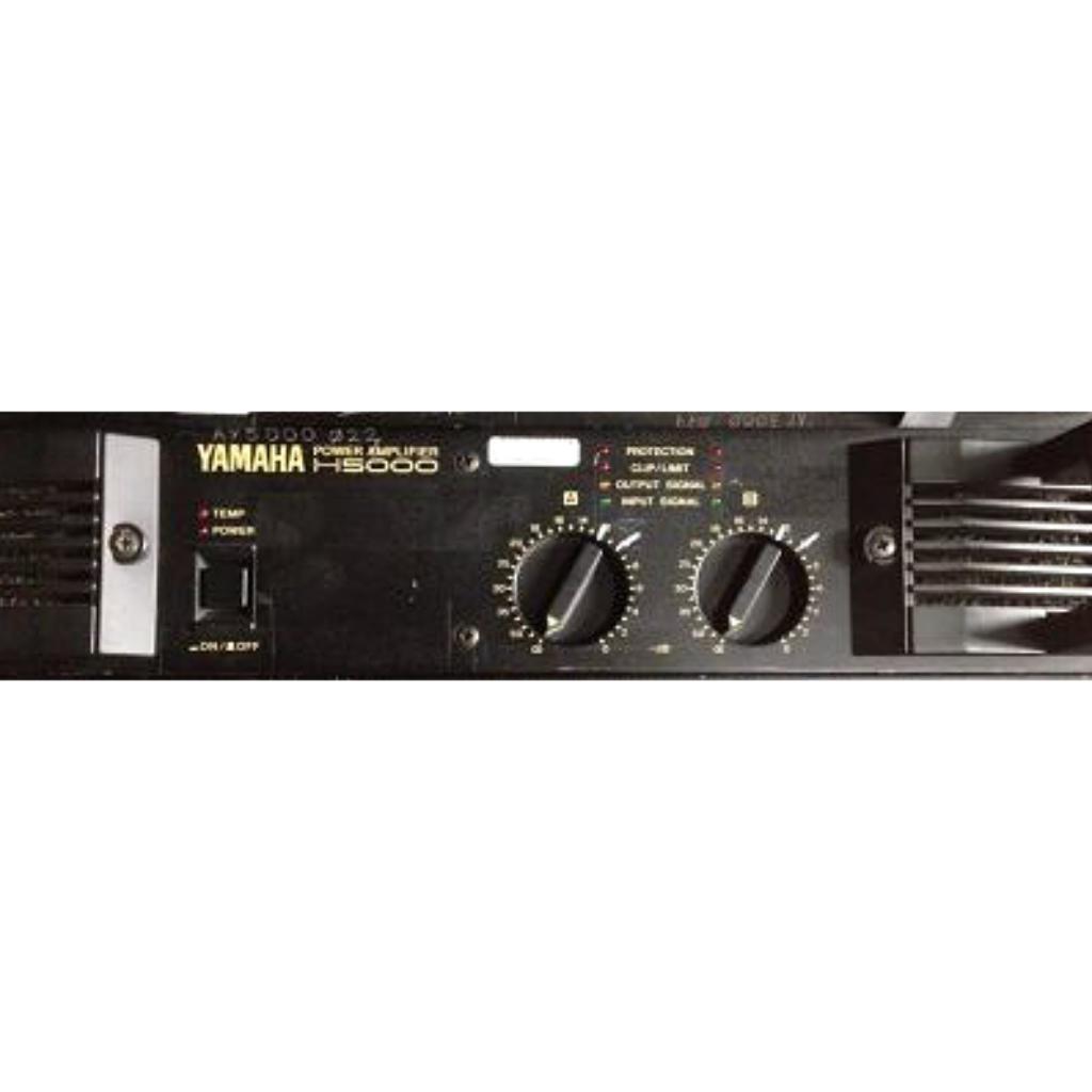 Yamaha H5000 Amplifier