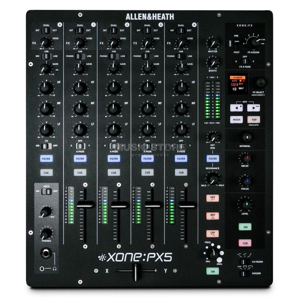 Allen & Heath Xone series Audio Mixers