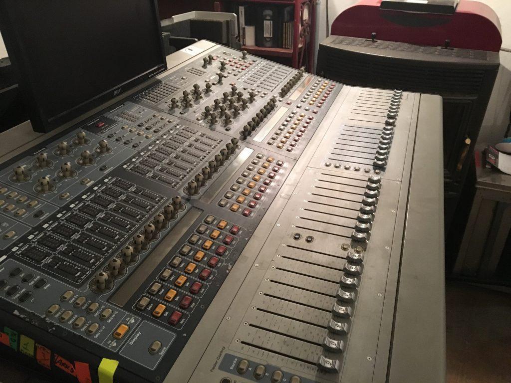 Avid Digidesign Venue Mix Rack System