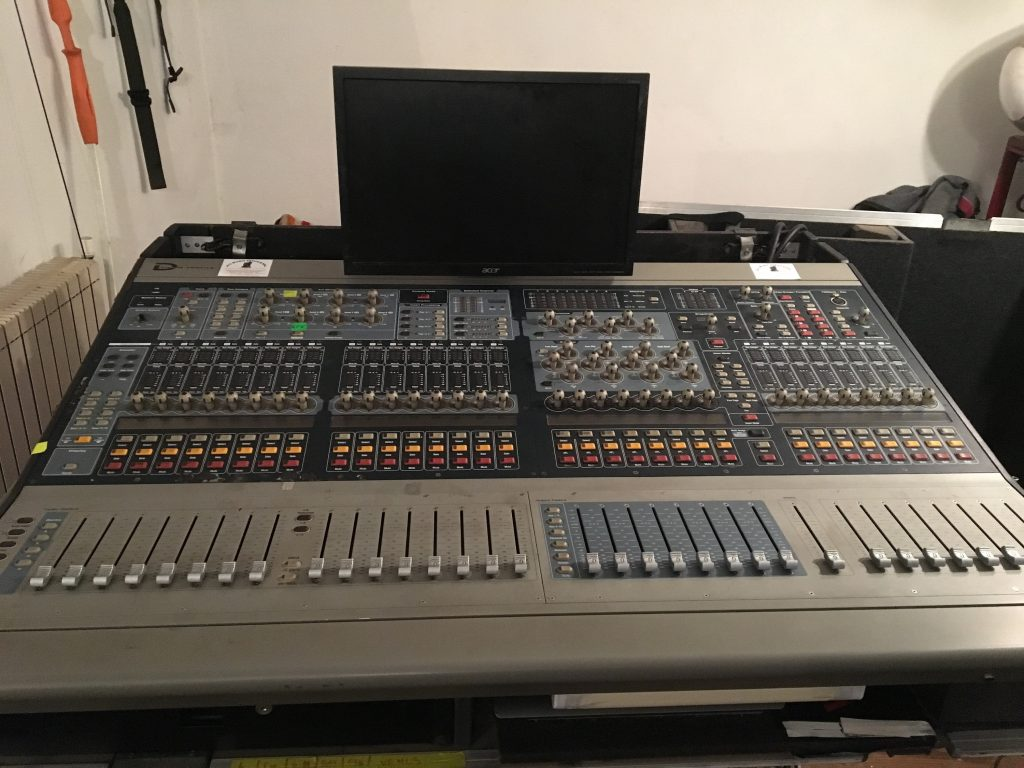 Avid Digidesign Venue Mix Rack System