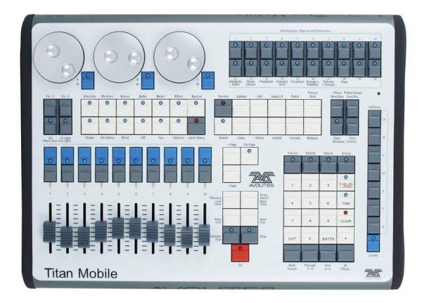 Avolites - Brand New Titan Mobile