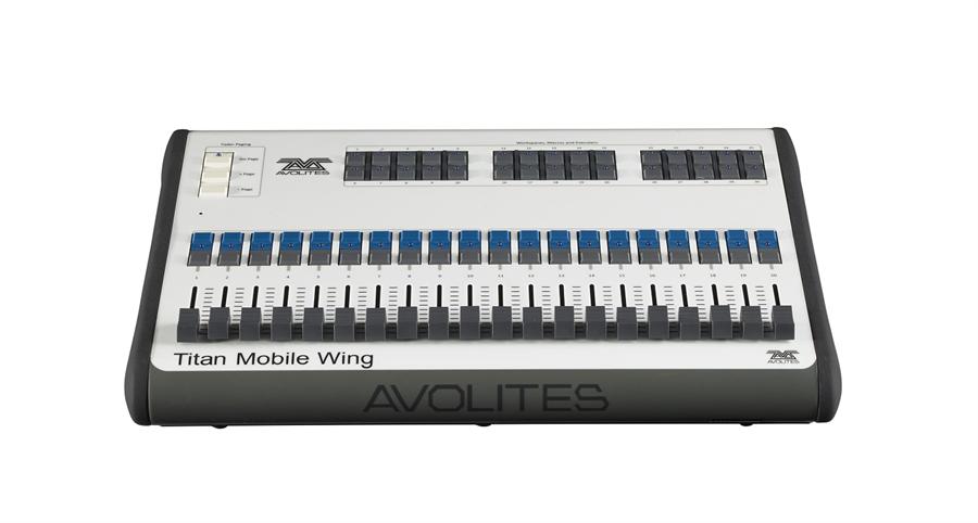 Avolites Titan Mobile Wing Lighting Console