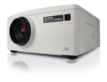 Christie Digital DHD600-G Projector