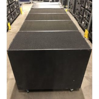 D&B Audiotechnik B2 Subs and A1 Amps