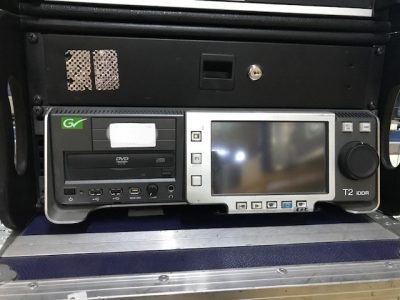 Grass Valley T2 Digital Recorder/Player