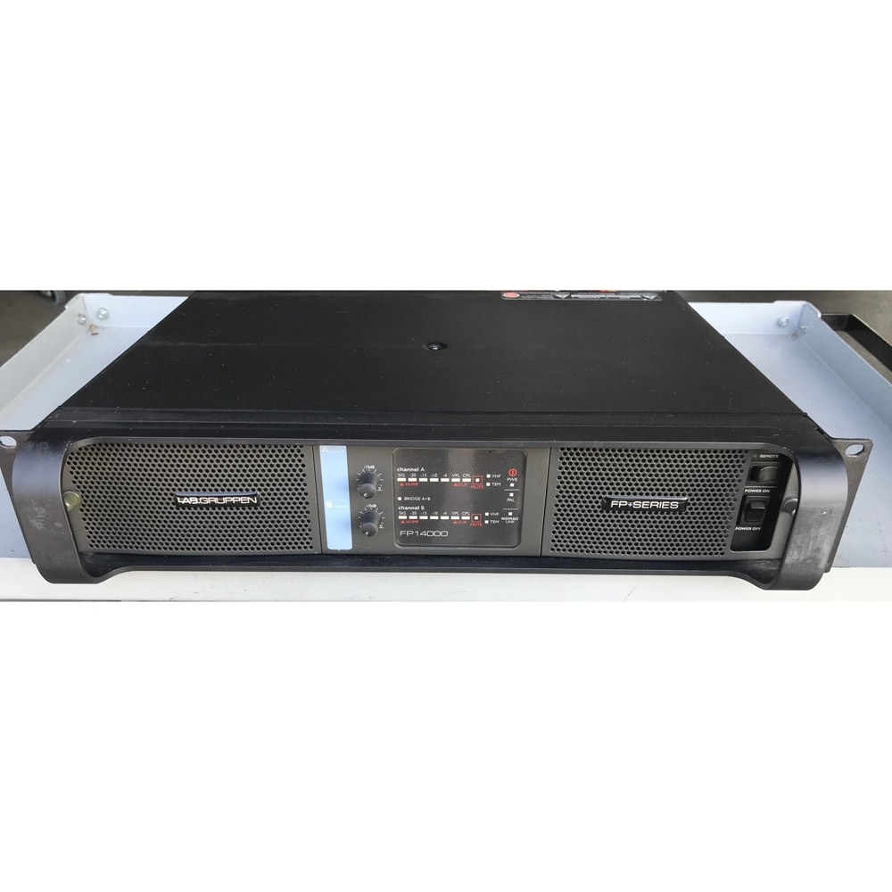 Lab.Gruppen FP14000 amplifier
