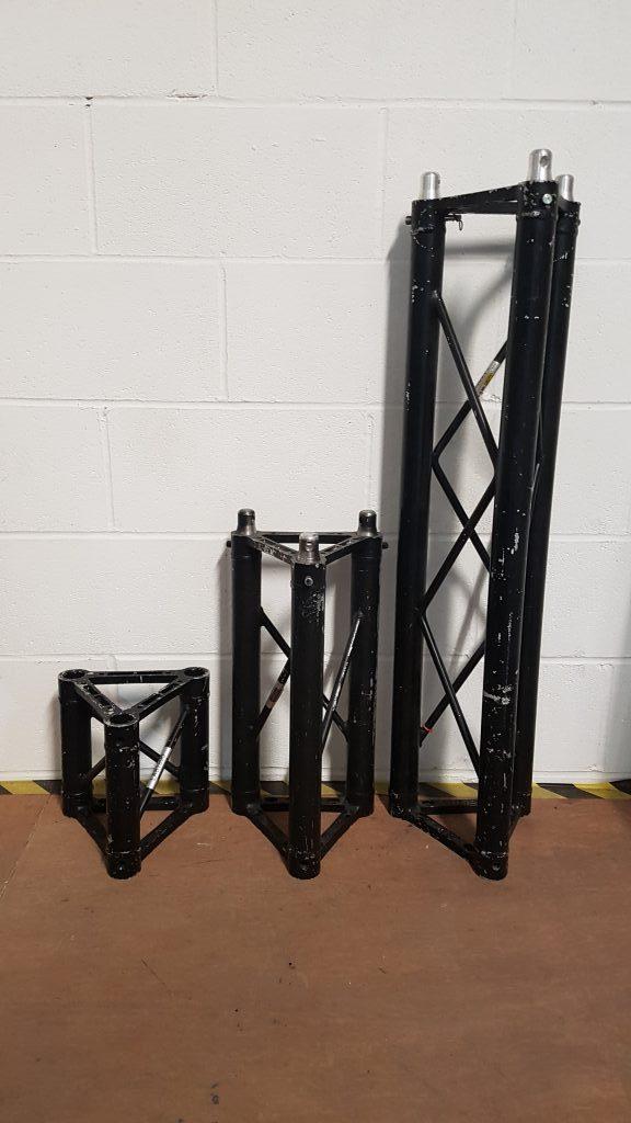 Litec TX25S Black Truss-Various Sections