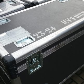 Clay Paky Double Flightcase (Empty)