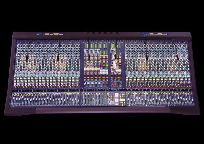 Midas Heritage 2000 Audio Console